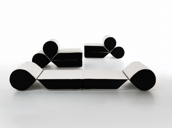 Drop armchair by Baleri Italia by Hub Design
