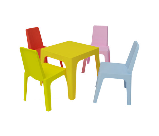 Julieta chair children 39 s area by resol barcelona dd - Chaise enfant accoudoir ...
