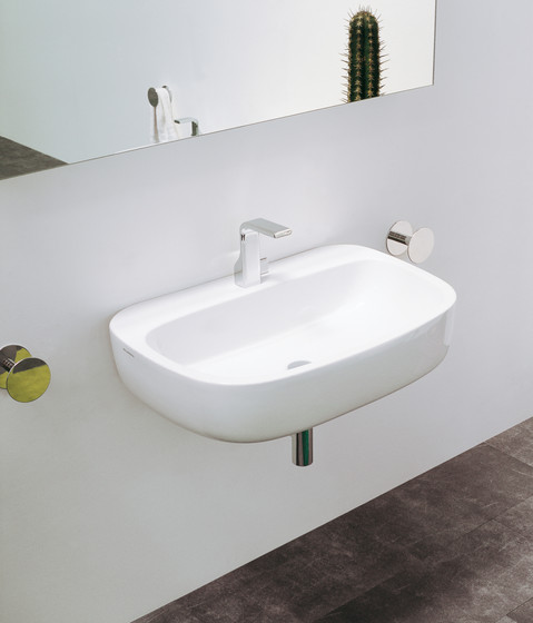 Mono 100 basin by Ceramica Flaminia
