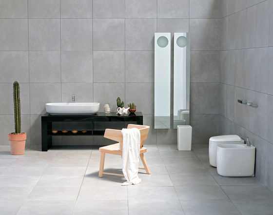 Mono wc | bidet by Ceramica Flaminia