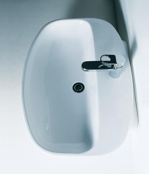 Nuda 85 basin by Ceramica Flaminia