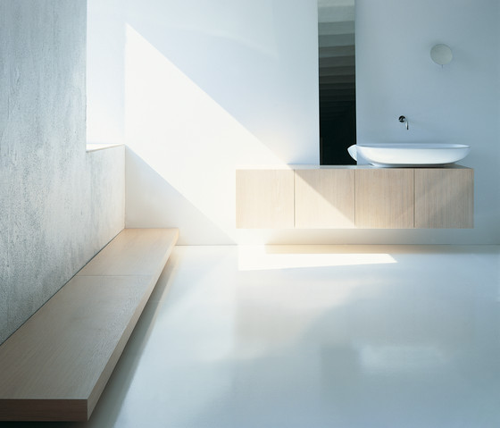 Simple 70 I 90 mirror by Ceramica Flaminia