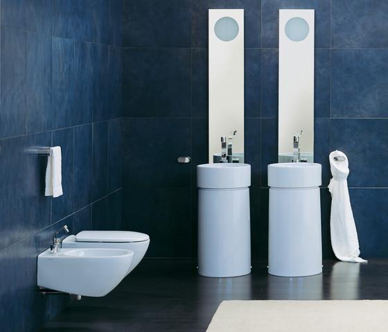 Spin wc | bidet de Ceramica Flaminia