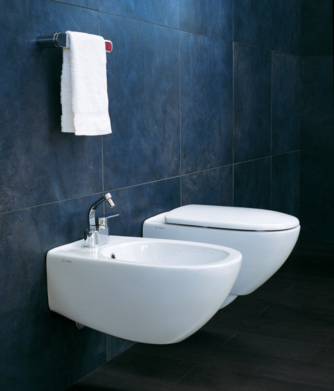 Spin wc | bidet by Ceramica Flaminia