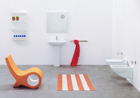 Sprint wc | bidet by Ceramica Flaminia