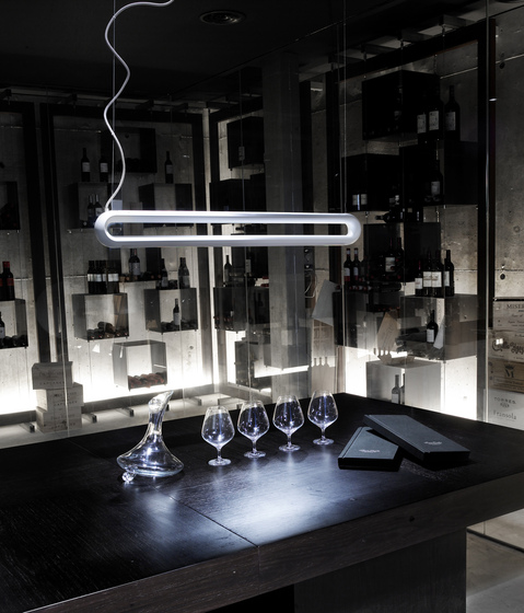 Siluet Pendant light by LEDS-C4