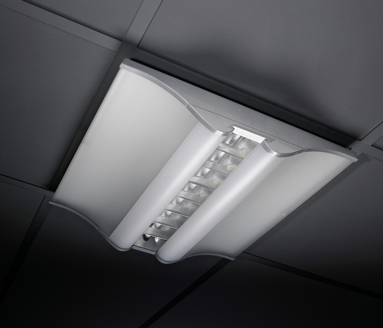 Borboleta Recessed ceiling light di LEDS-C4