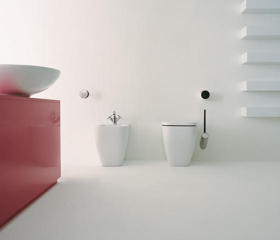Terra wc | bidet by Ceramica Flaminia