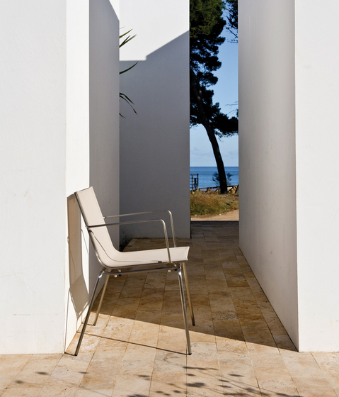 Trama Sling Armchair by Calma
