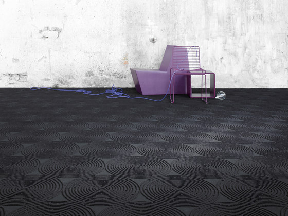 Black Art Lava 500 von OBJECT CARPET