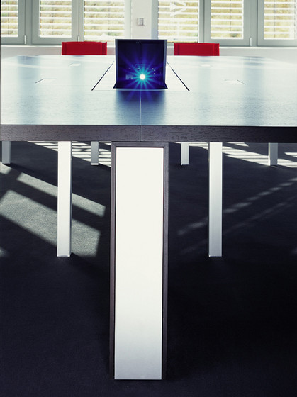 a_con conference table by Haworth