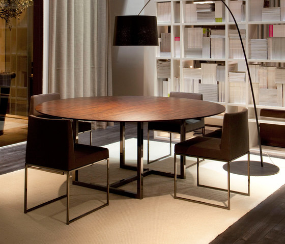 Irons Table by Meridiani