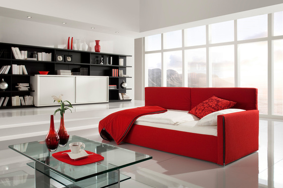 dormette by die collection sofa bed product. Black Bedroom Furniture Sets. Home Design Ideas