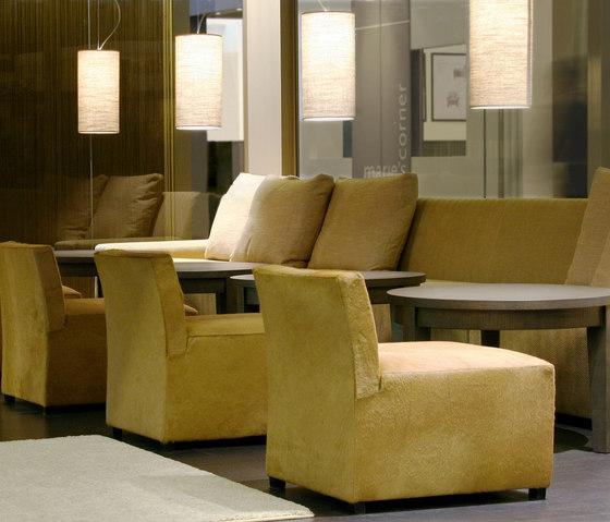 Lopez Sofa by Meridiani