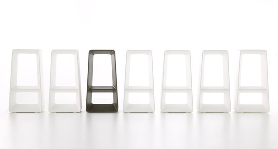 Air High Stool by GANDIABLASCO