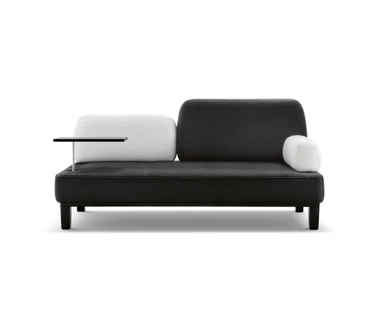 Floyd chaise longue by Wittmann
