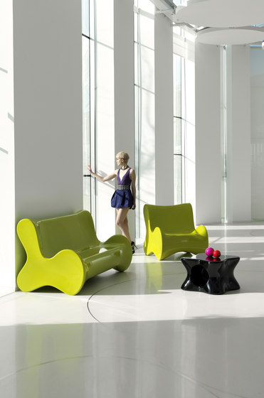 Doux lounge chair de Vondom