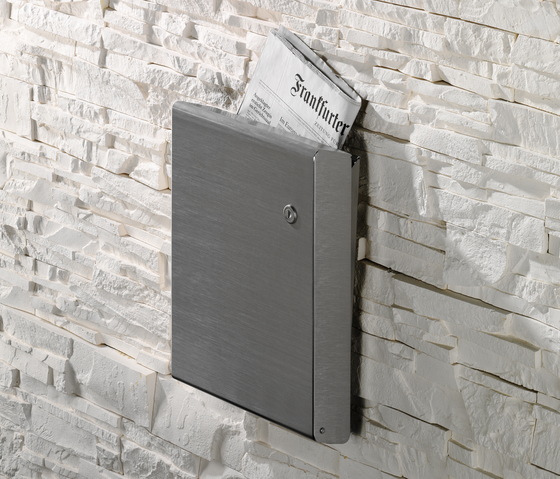 Slim letterbox de Serafini