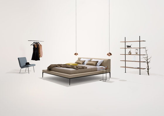 Jaan Bed by Walter Knoll