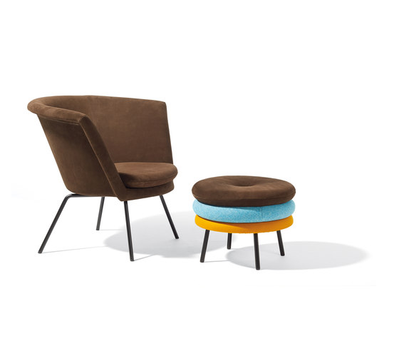 H 57 chair di Lampert