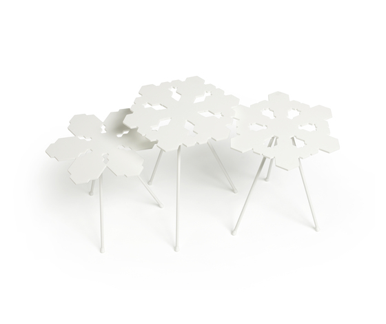 Snowflakes random tables by OFFECCT