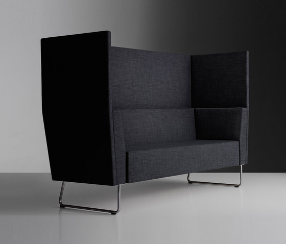 Gap Café modular sofa by Swedese
