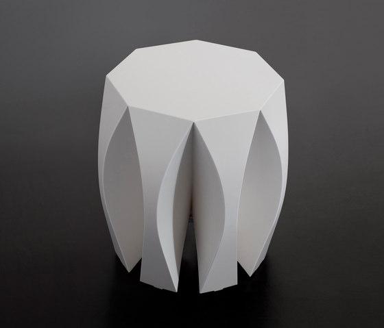 NOOK stool beige by VIAL