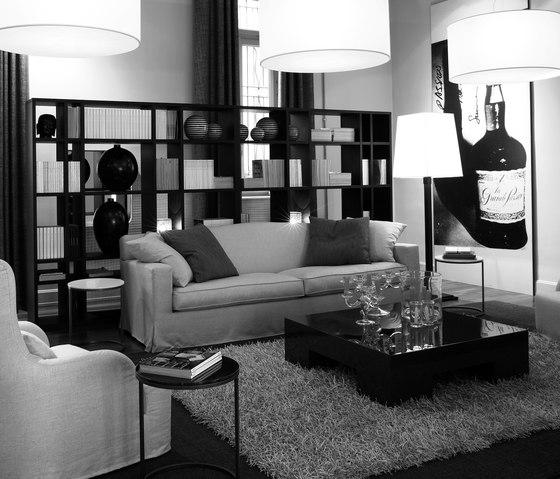 Neuman Sofa by Meridiani