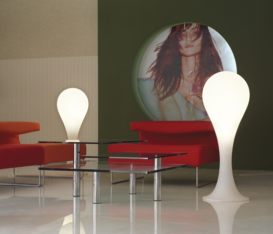 Liquid Light Drop Wall light by next