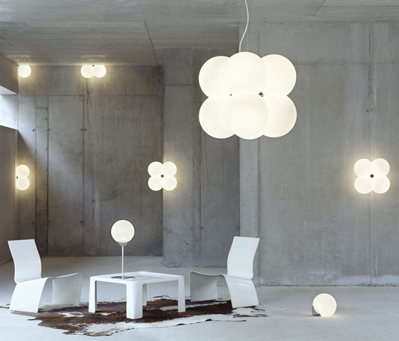 Molecular Light ML 4 Pendant light by next