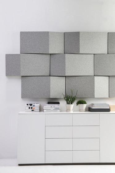 Triline Acoustical Wall Panel de Abstracta