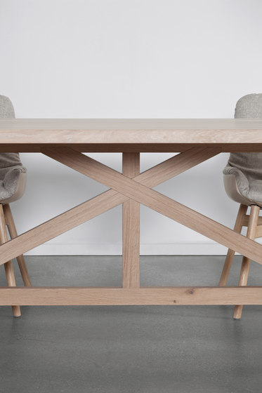 BC 02 Cantina Table by Janua