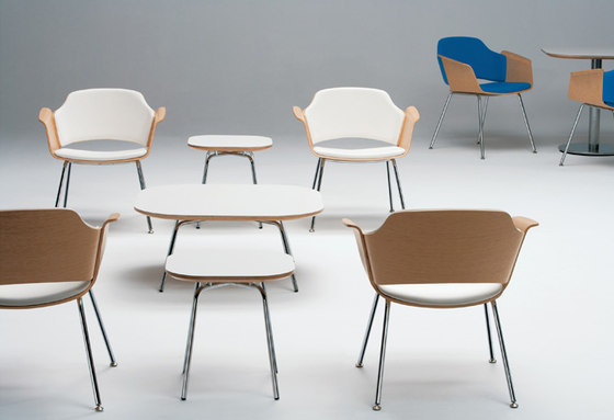 Paz Guest Chair Four Leg by Stylex