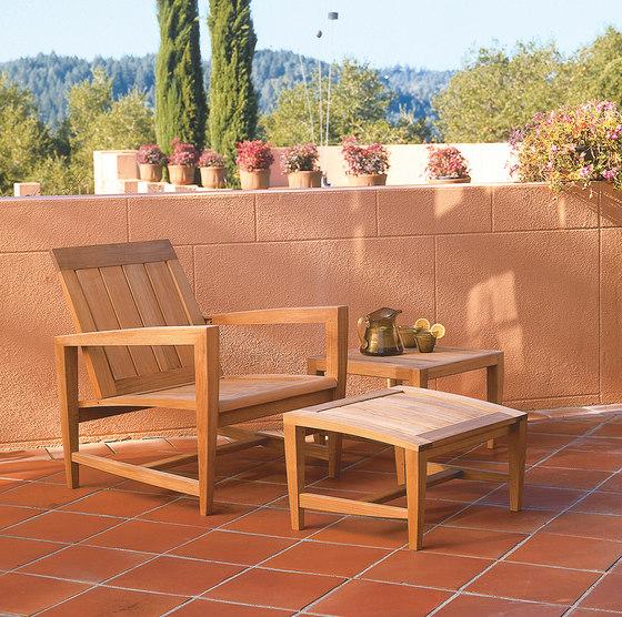 Amalfi Deep Seating Lounge by Kingsley Bate