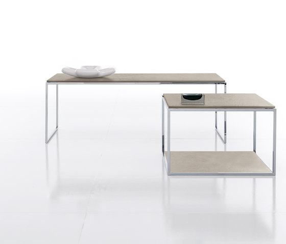 Basic coffee table by Presotto