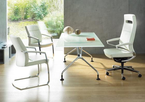 Centeo Büro-Drehstuhl von Klöber