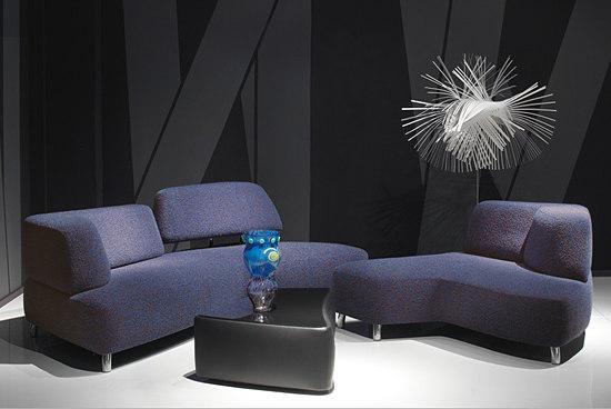 Archipel Sofa de Leolux