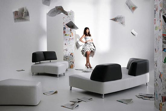 Archipel Sofa by Leolux