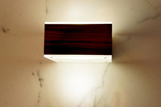 Cubo Cubetto Wood di luce²