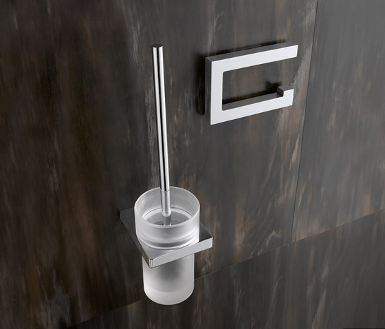 Toilet brush unit by HEWI