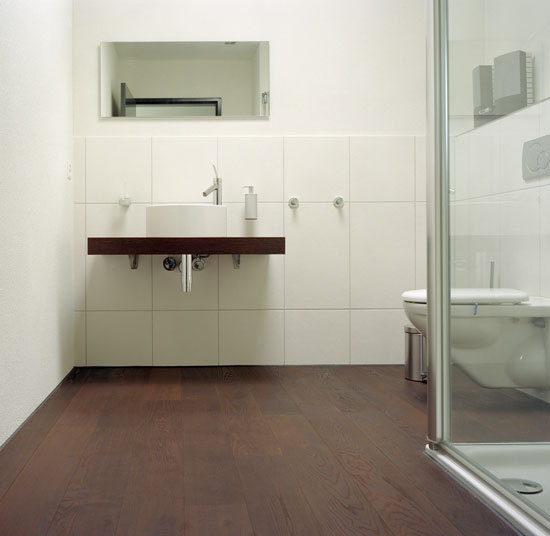 MOCCA Limed Oak medium white by Admonter