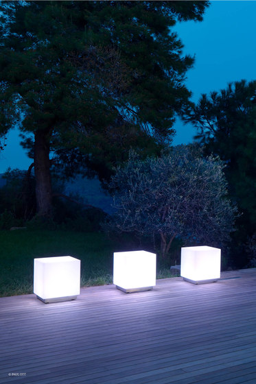 Light Collection | Light Cube Mono LED von Viteo