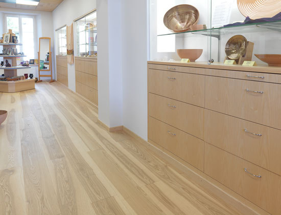 CLASSIC HARDWOOD Oak grey country by Admonter