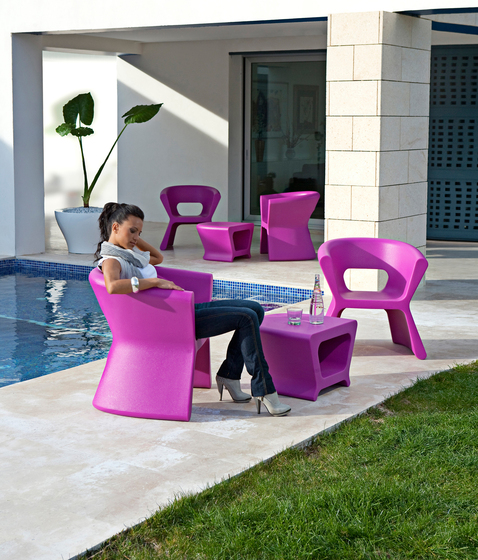 Pal table de Vondom