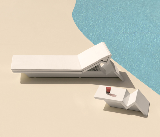 Rest chair by Vondom