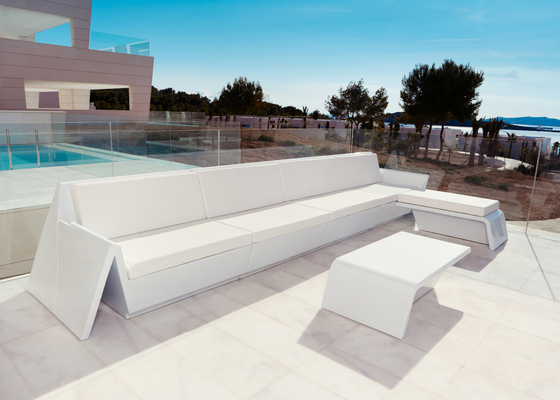 Rest daybed by Vondom