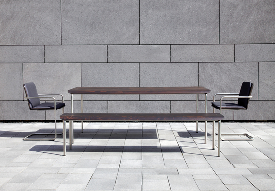 SHUFFLE Bench by April Furniture