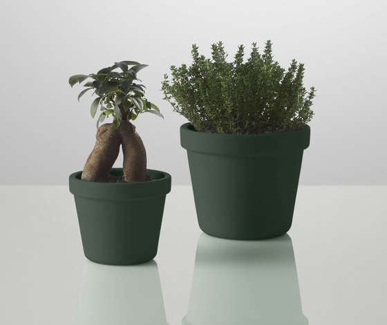 Outside In Flower Pot di Muuto