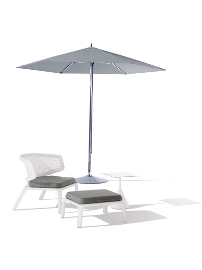 Parasol Hexagon by DEDON