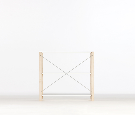 Shelving System High Unit by Artek